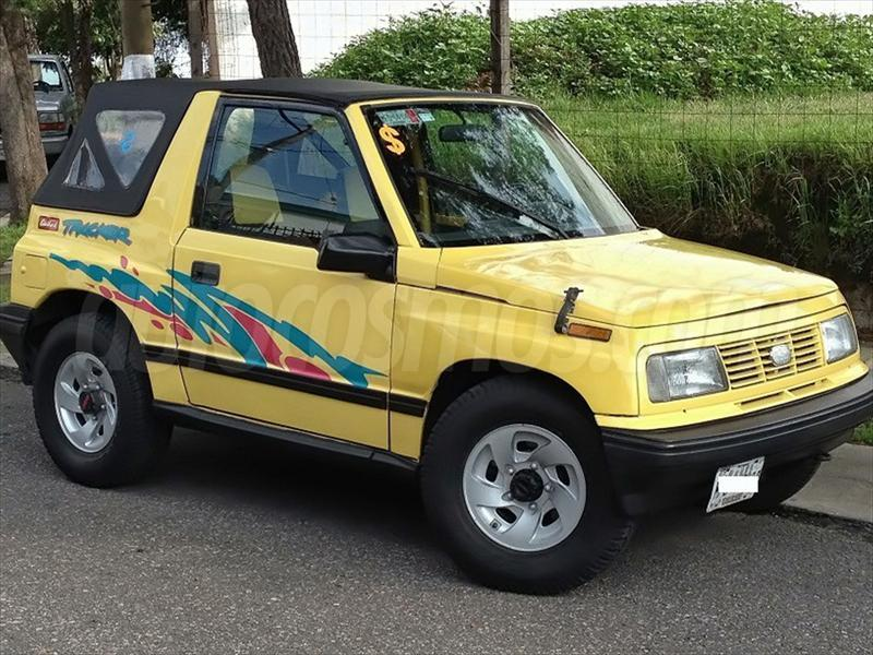 Chevrolet Tracker 1992 Review Amazing Pictures And