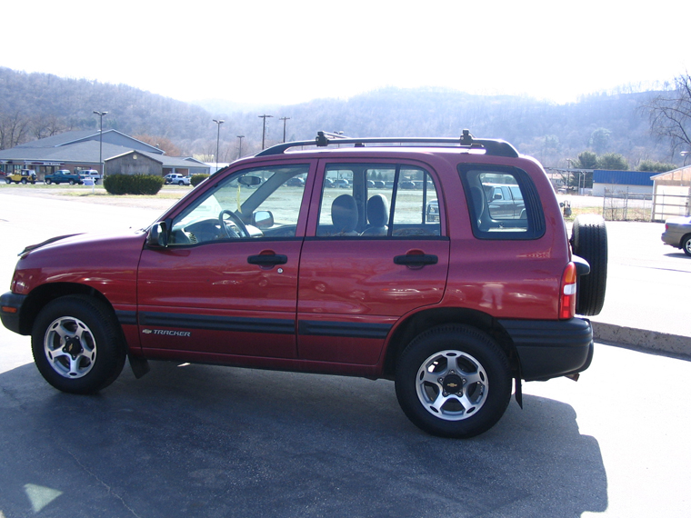 Chevrolet Tracker 2002 photo - 4