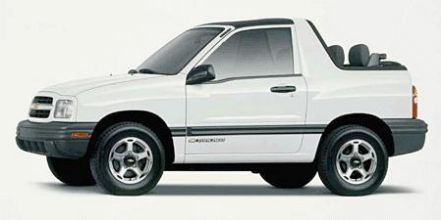 Chevrolet Tracker 2002 photo - 5
