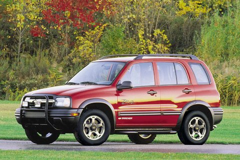 Chevrolet Tracker 2006 photo - 2
