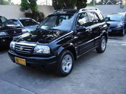 Chevrolet tracker 2007 photo - 3
