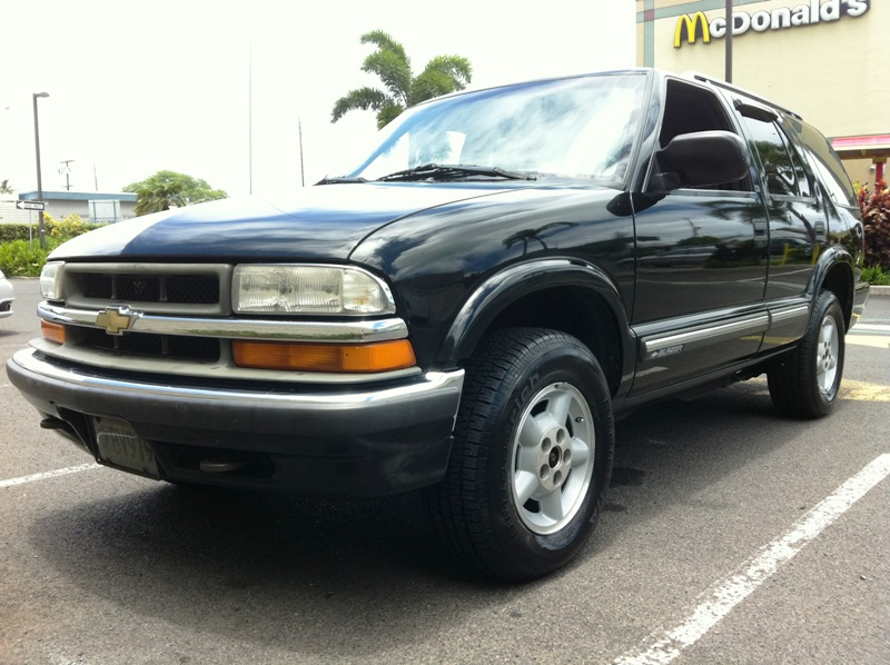 Chevrolet Trailblazer 2000