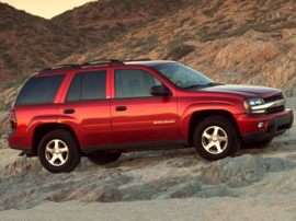 Chevrolet trailblazer 2004 photo - 3