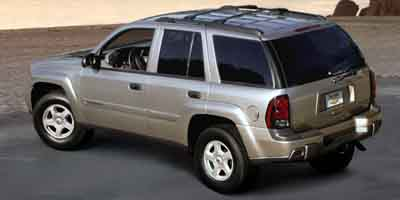 Chevrolet trailblazer 2004 photo - 4