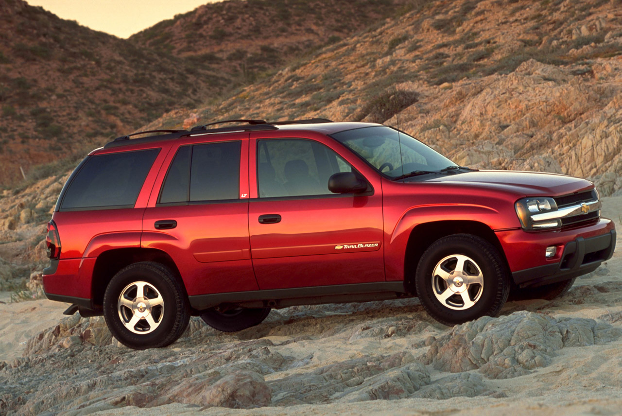 Chevrolet trailblazer 2004 photo - 5