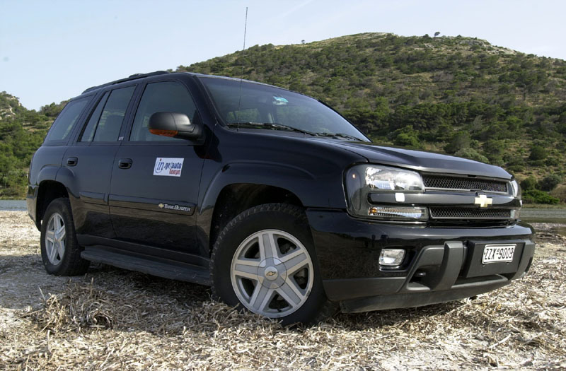 Chevrolet Trailblazer 2008 photo - 5