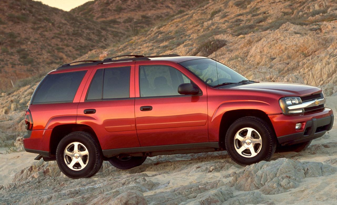 Chevrolet Trailblazer 2008 photo - 6
