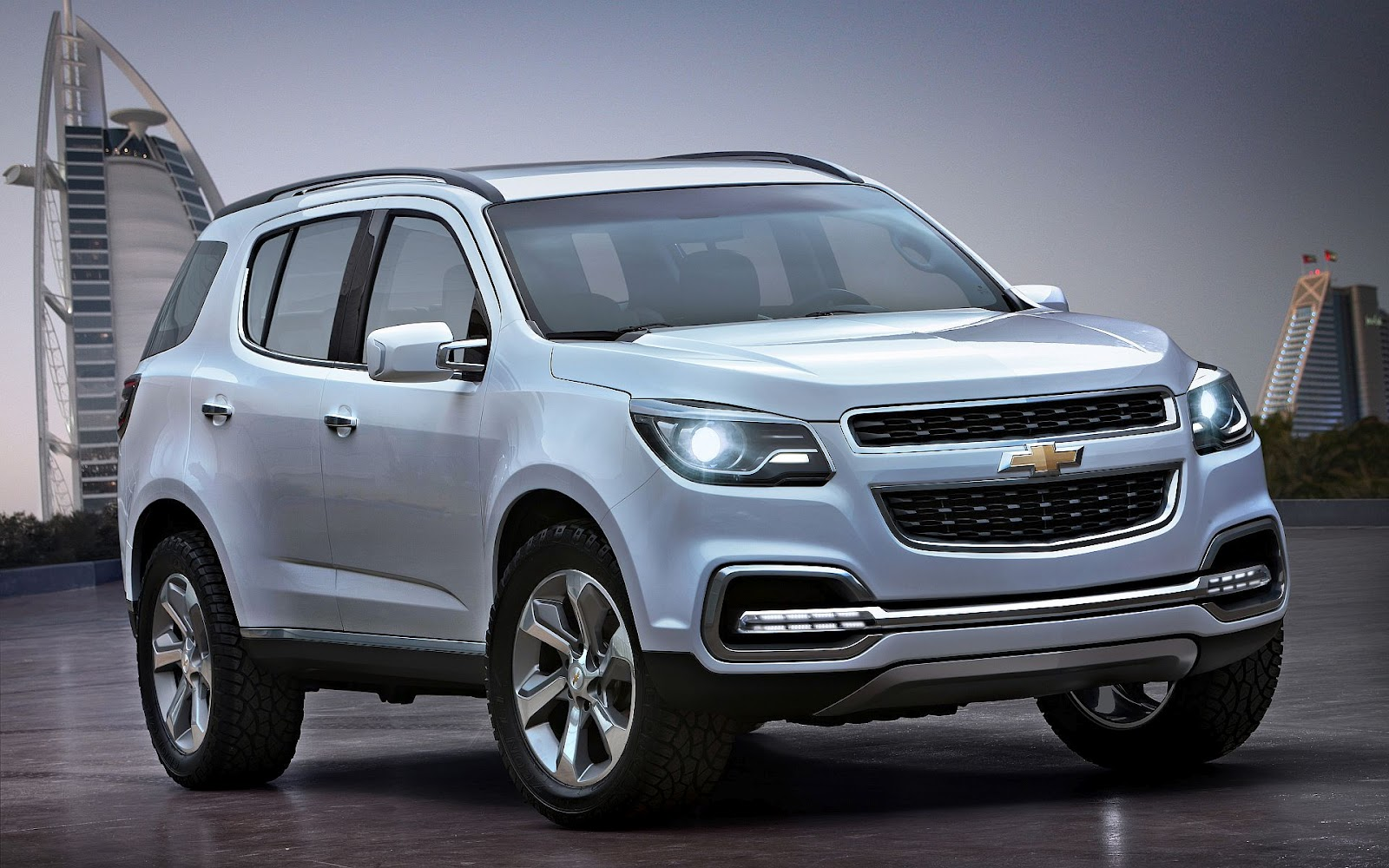 Chevrolet trailblazer 2012 photo - 2