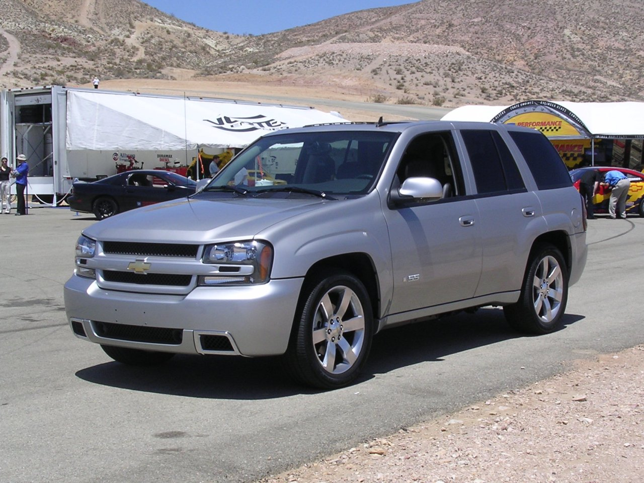 Chevrolet trailblazer 2012 photo - 4