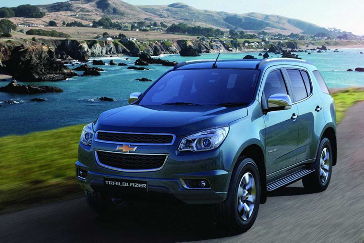 Chevrolet trailblazer 2012 photo - 6