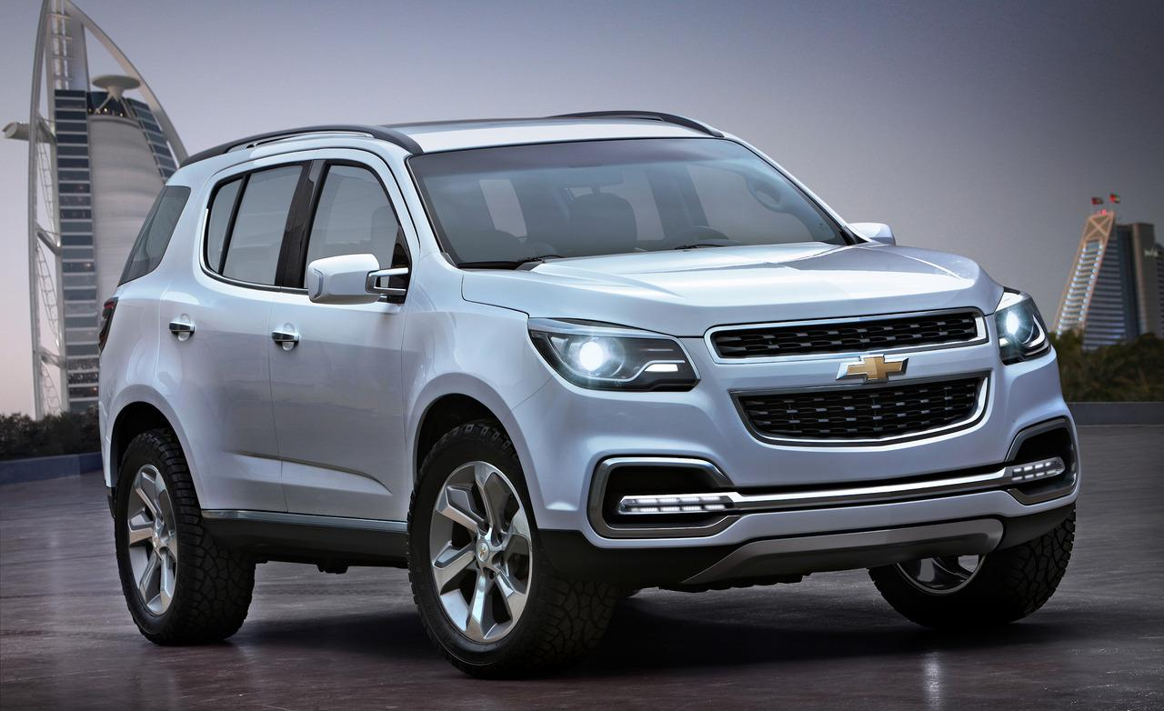 Chevrolet trailblazer 2015 photo - 5