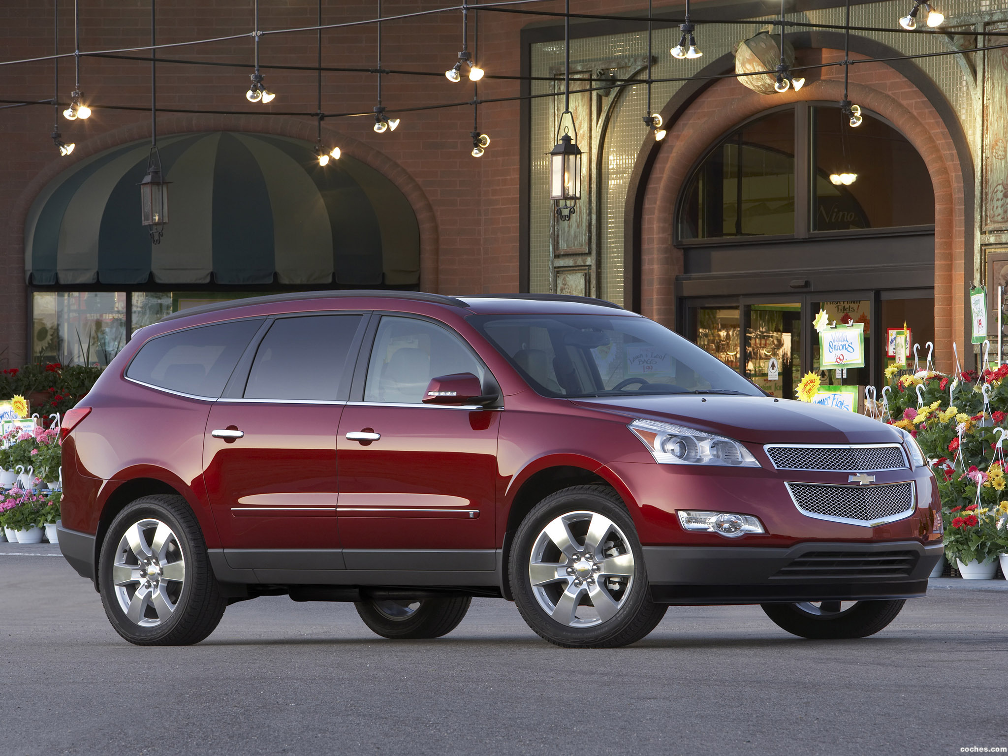 Chevrolet traverse 2008 photo - 2