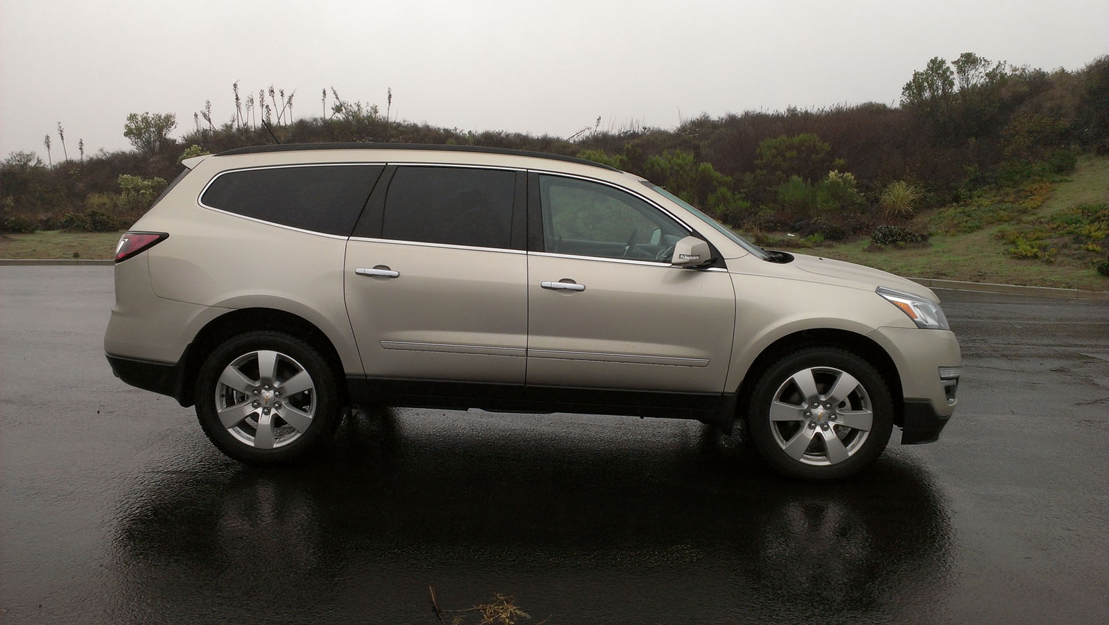 Chevrolet traverse 2013 photo - 4
