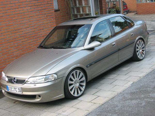 Chevrolet vectra 2003 photo - 5
