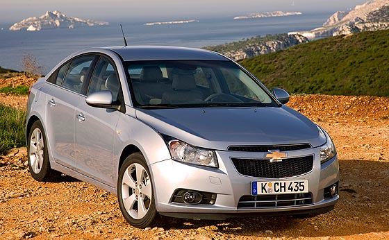 Chevrolet vectra 2012 photo - 6