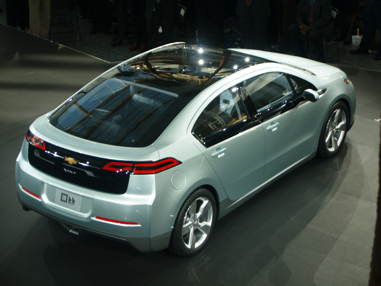 Chevrolet Volt 2010 photo - 1