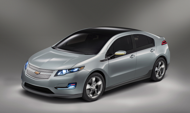 Chevrolet Volt 2010 photo - 3