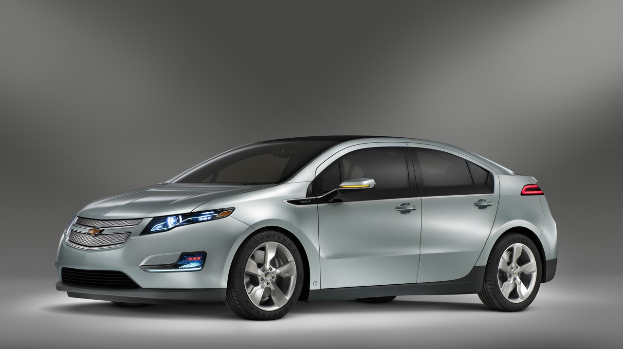 Chevrolet Volt 2010 photo - 5