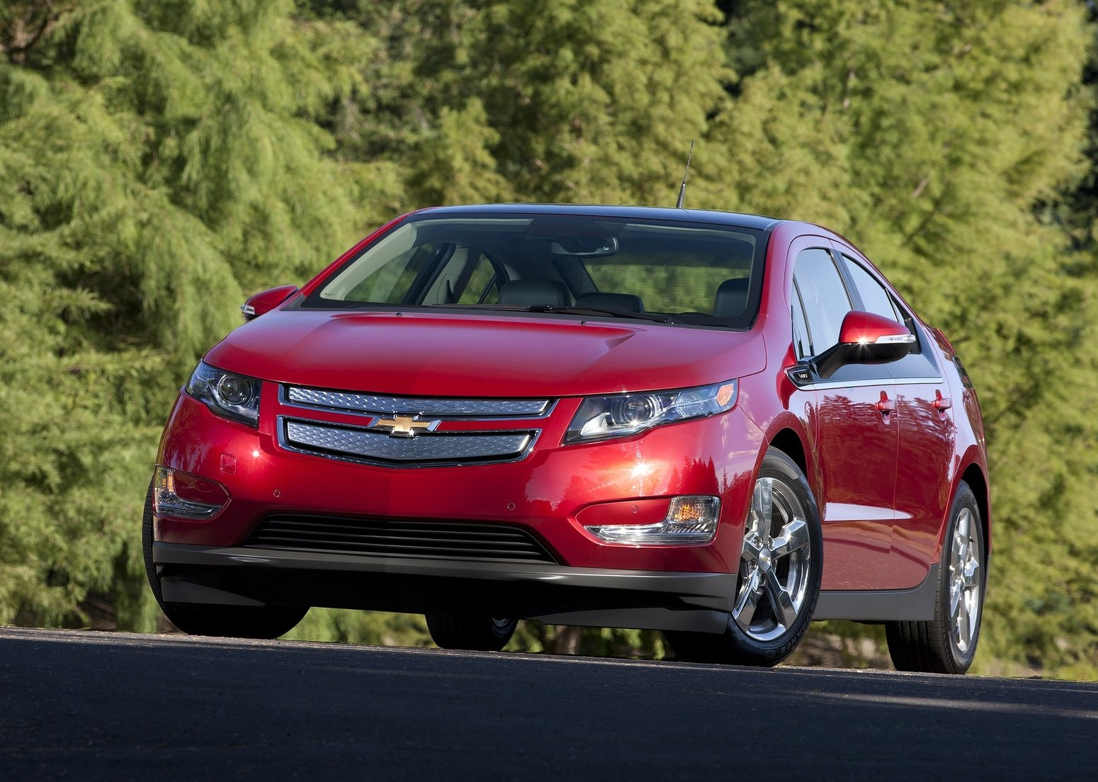 Chevrolet Volt 2011 photo - 3