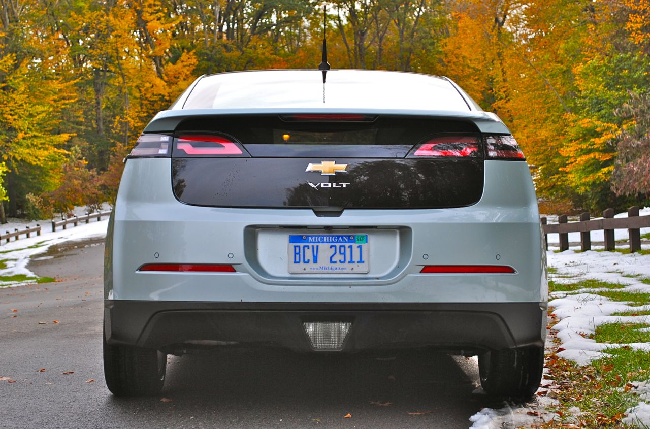 Chevrolet Volt 2012 photo - 5