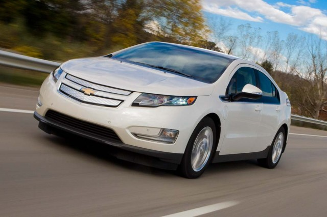 Chevrolet Volt 2013 photo - 4