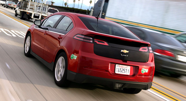 Chevrolet Volt 2013 photo - 6