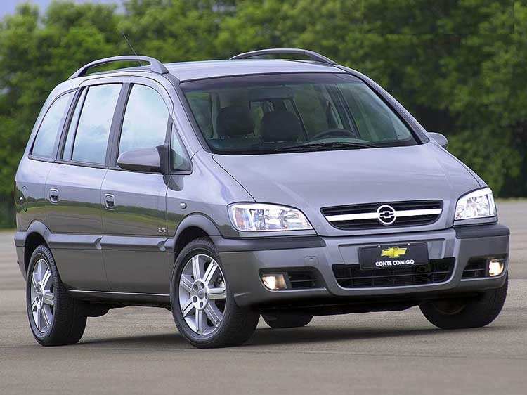 Chevrolet Zafira 2001 photo - 2