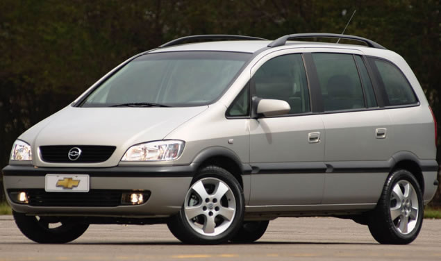Chevrolet Zafira 2001 photo - 3