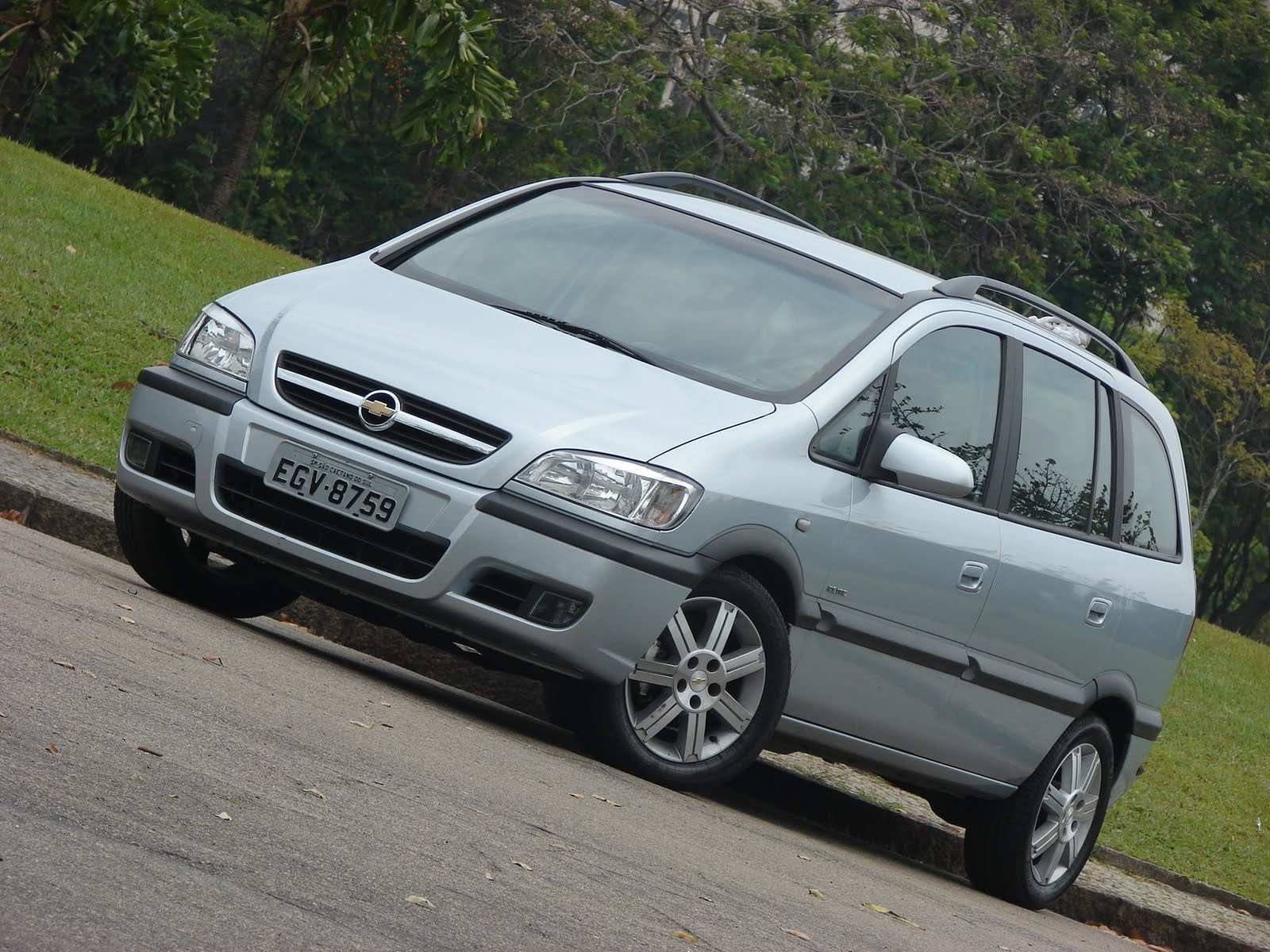 Chevrolet Zafira 2001 photo - 5