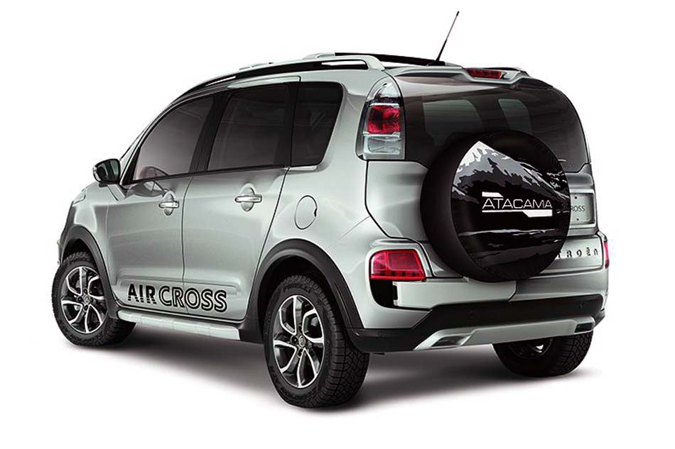 Citroen Aircross 2012: Review, Amazing Pictures and Images ...