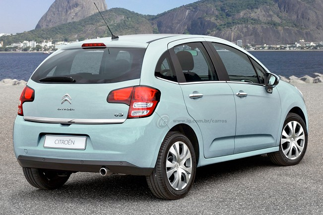 citroen c3 2013 review amazing pictures and images look at the car. Black Bedroom Furniture Sets. Home Design Ideas