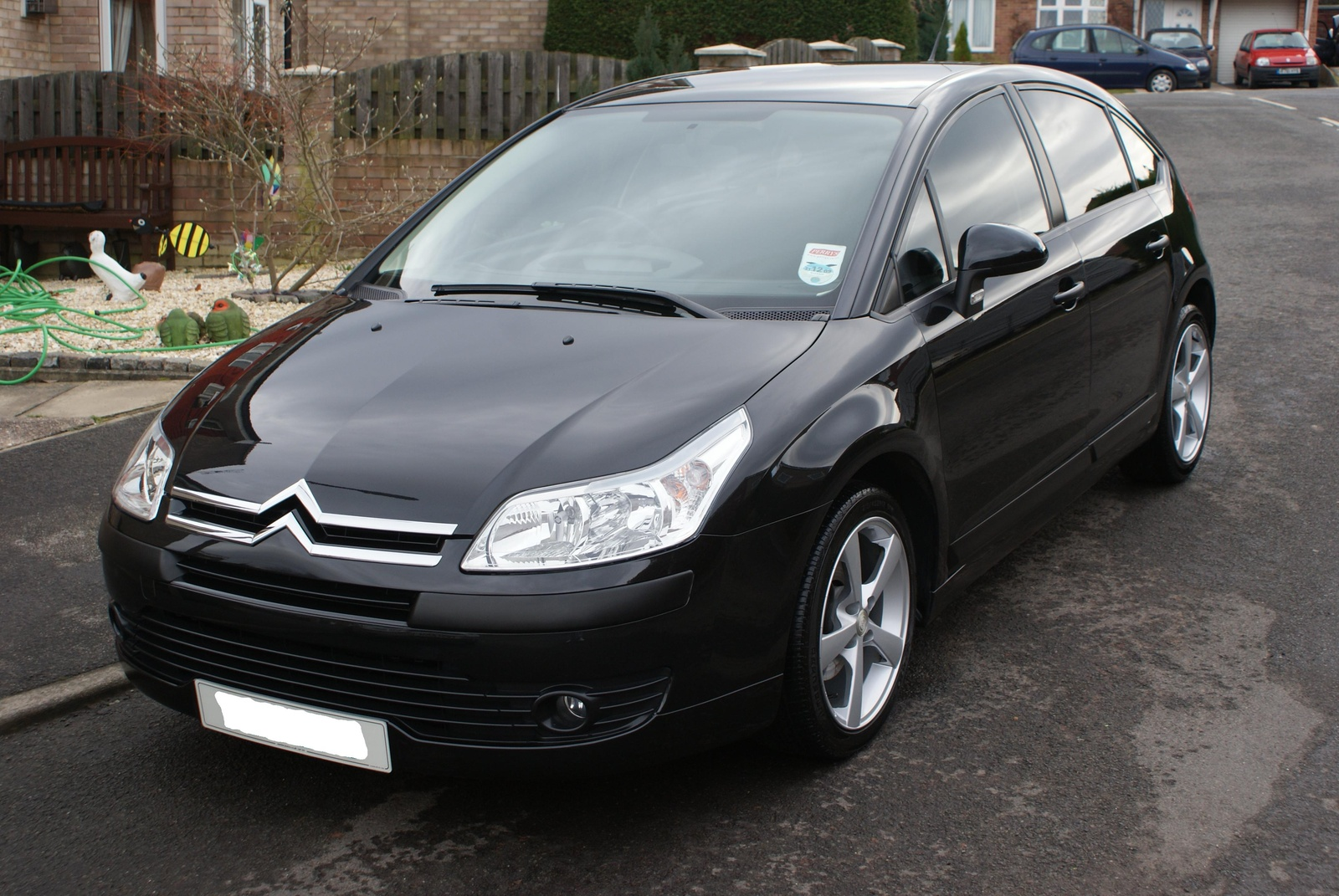 citroen c4 2007 review amazing pictures and images look at the car. Black Bedroom Furniture Sets. Home Design Ideas