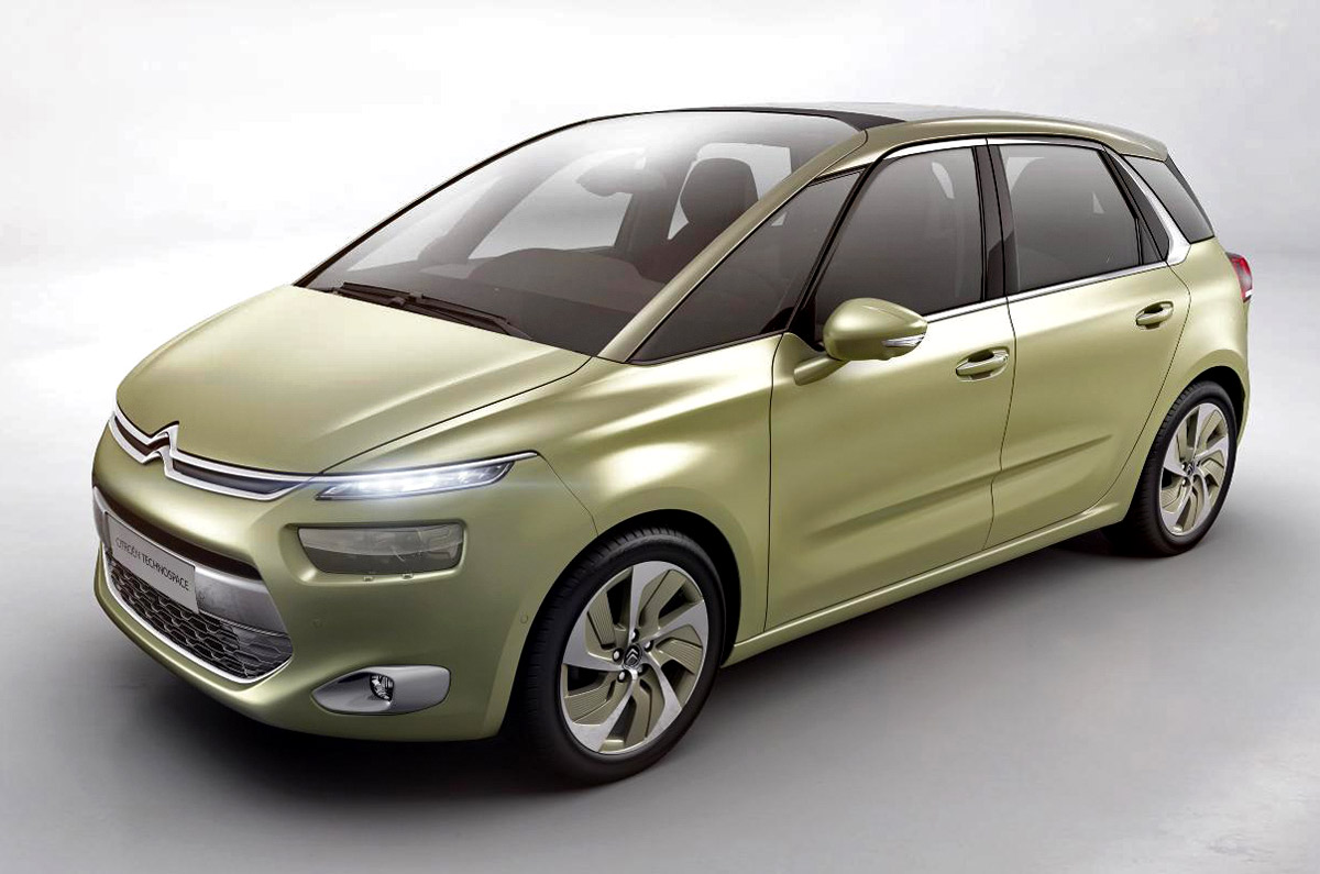 Citroen C8 2015: Review, Amazing Pictures and Images   Look at the car