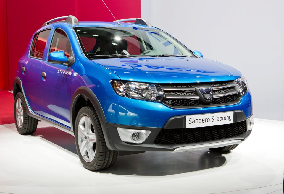 dacia sandero 2014 review amazing pictures and images look at the car. Black Bedroom Furniture Sets. Home Design Ideas