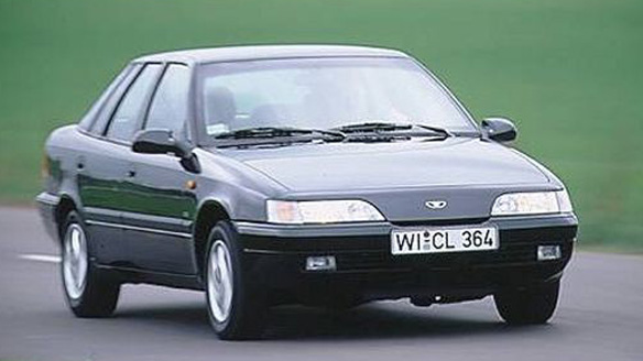 Daewoo Espero 1995: Review, Amazing Pictures and Images – Look at