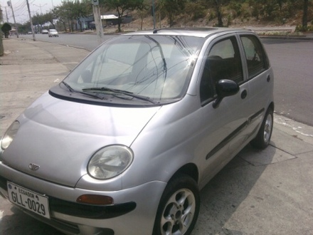 Daewoo Matiz 2002: Review, Amazing Pictures and Images – Look at