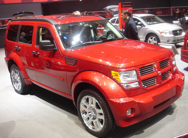 Dodge nitro 2006 review amazing pictures and images look at dodge nitro 2006 photo 3 sciox Choice Image