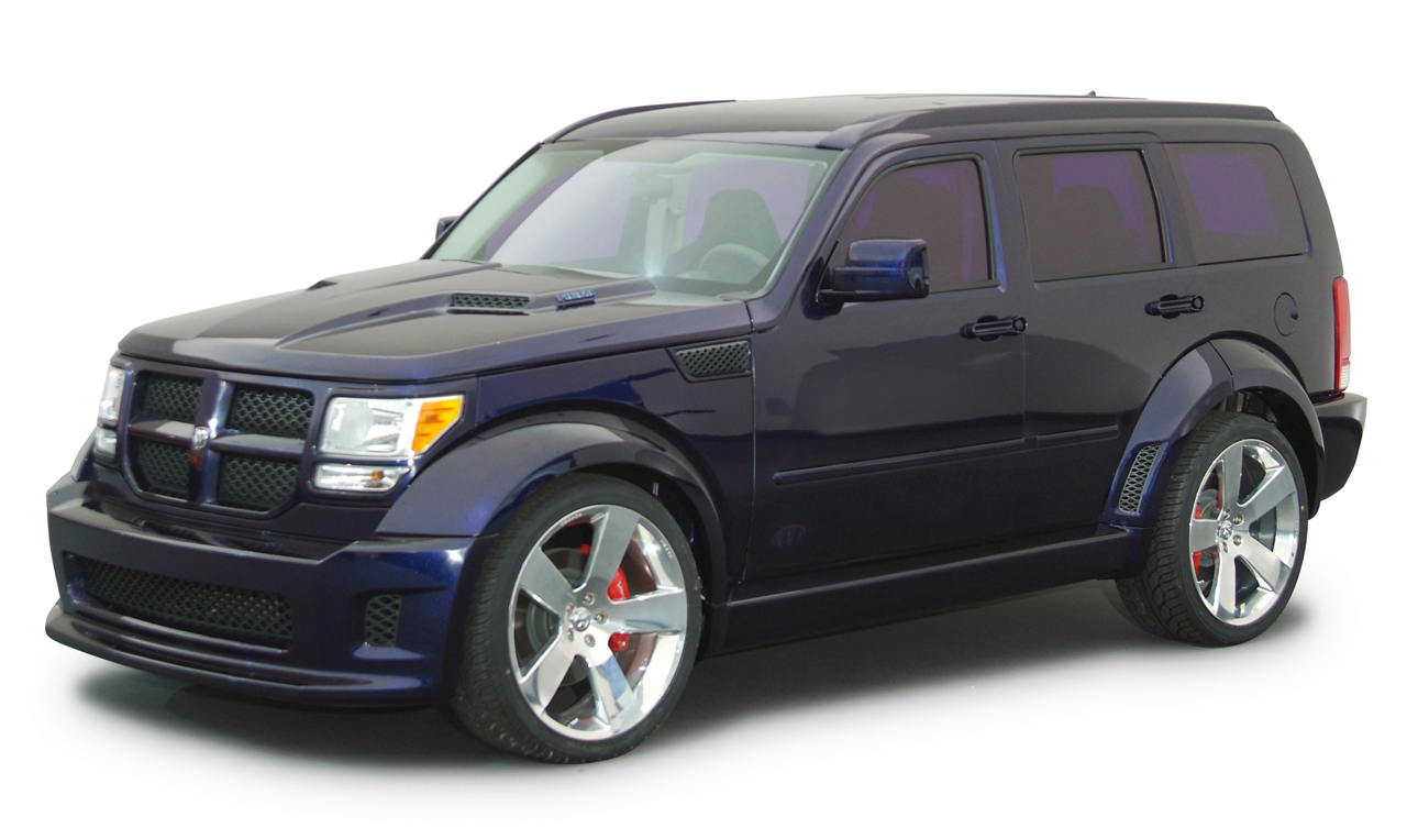 Dodge nitro 2008 review amazing pictures and images look at dodge nitro 2008 photo 2 sciox Image collections