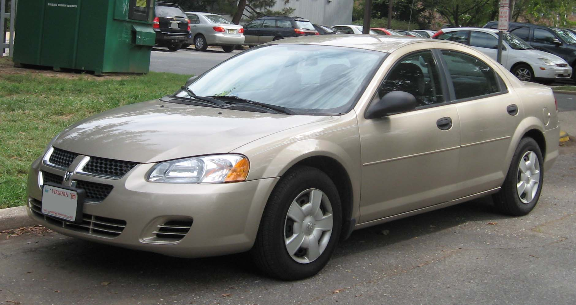 Dodge Stratus 2007 Review Amazing Pictures And Images