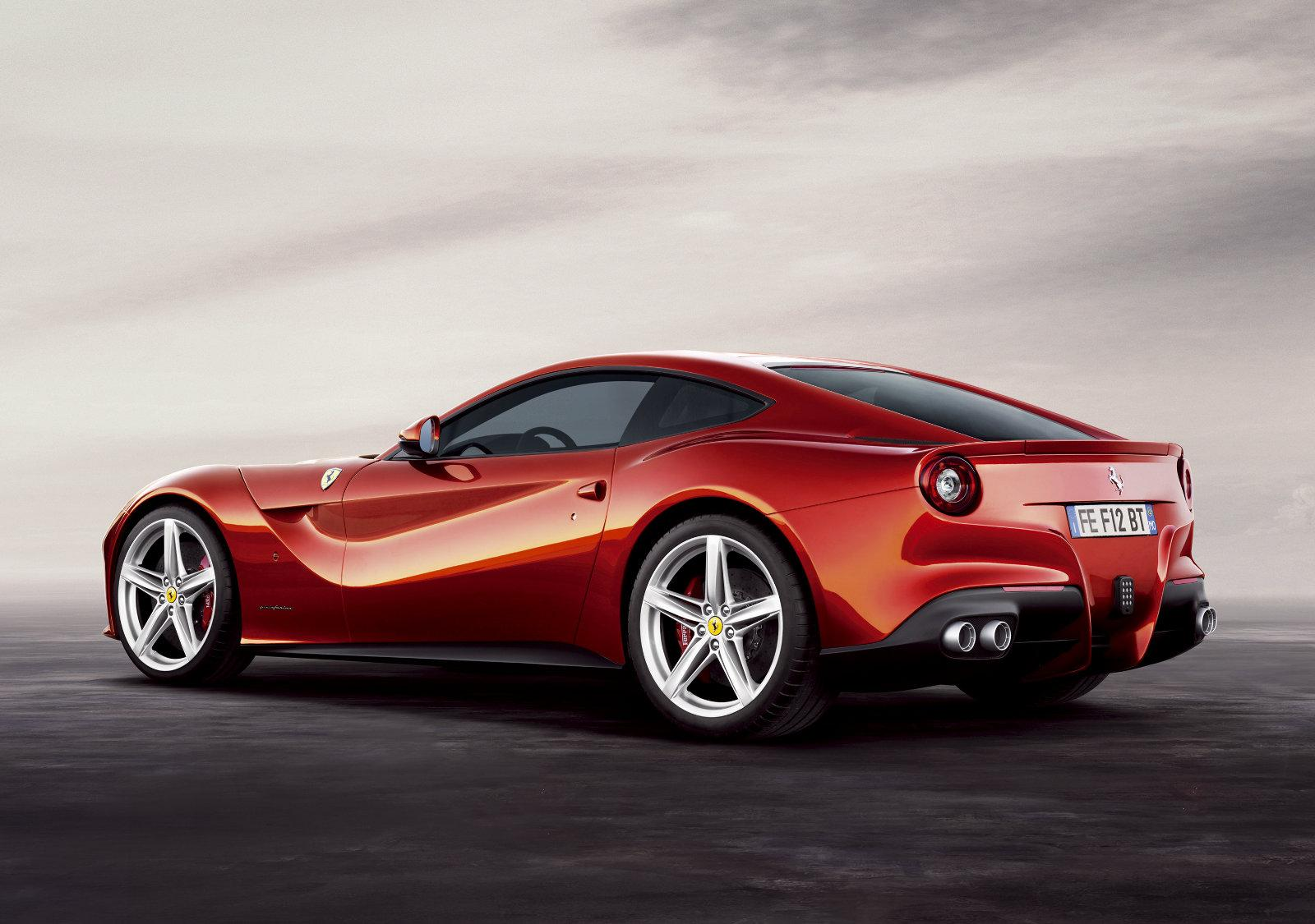 Ferrari berlinetta 2015 photo - 2