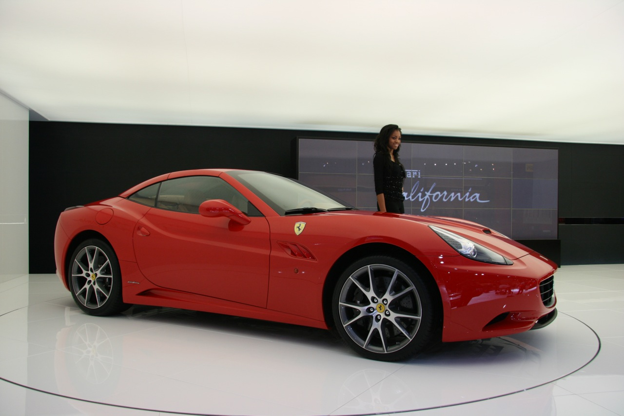 Ferrari California 2008 photo - 1