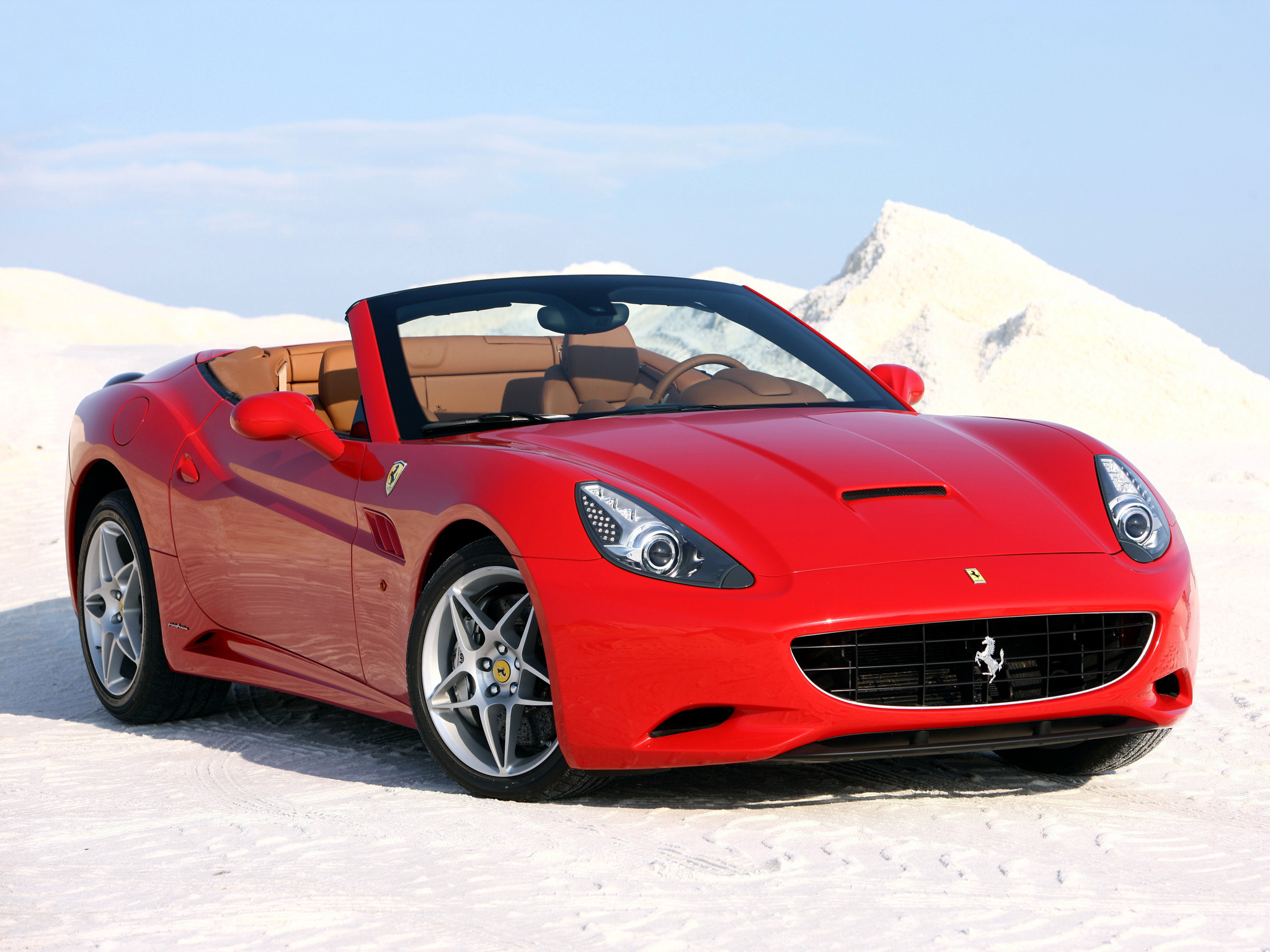 Ferrari California 2008 photo - 2