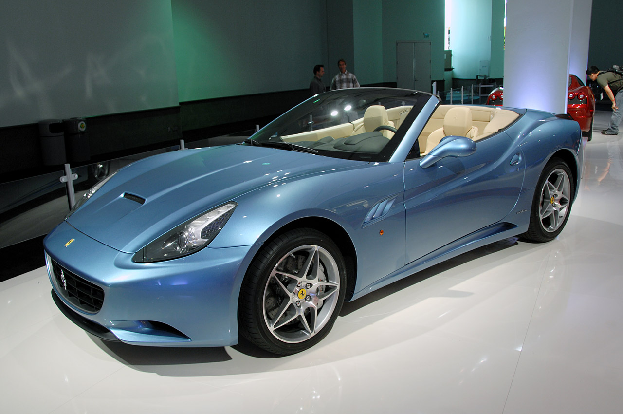 Ferrari California 2008 photo - 3