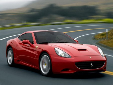Ferrari California 2011 photo - 1