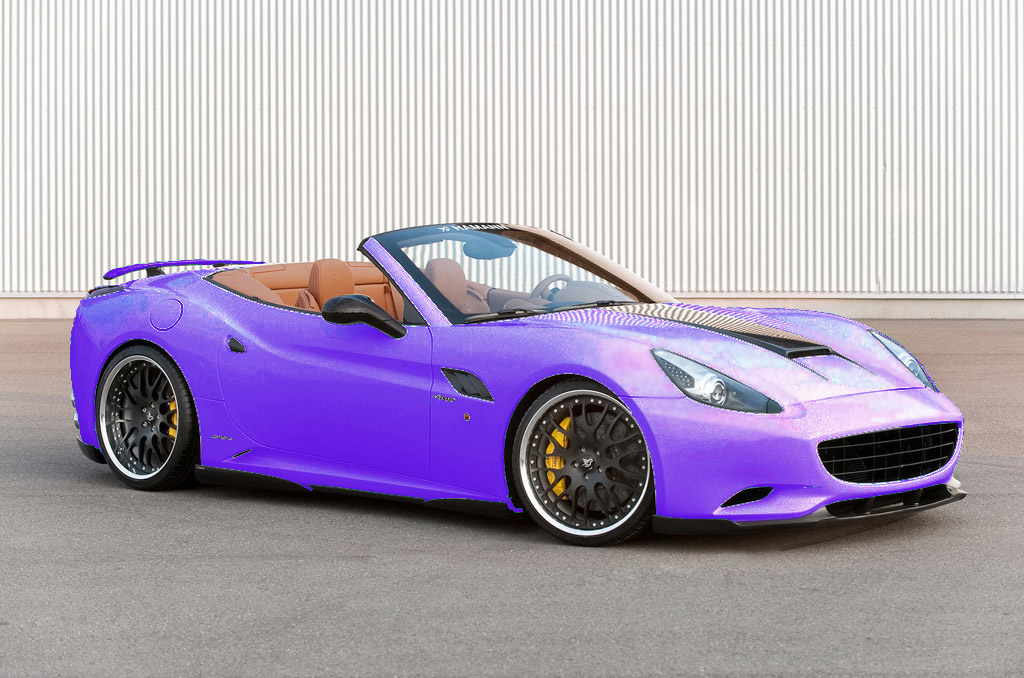 Ferrari California 2011 photo - 2