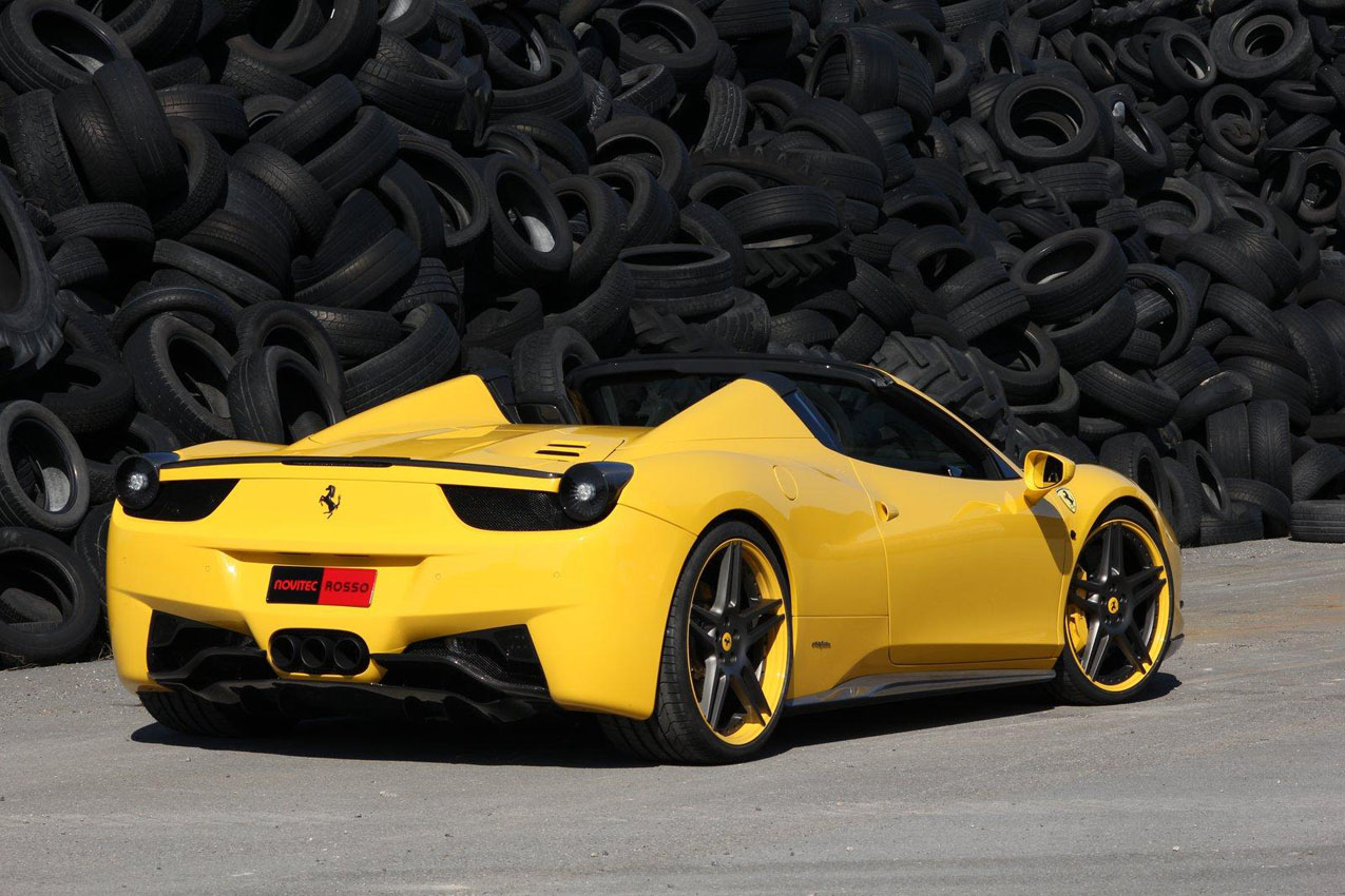 Ferrari spider 2014 photo - 2