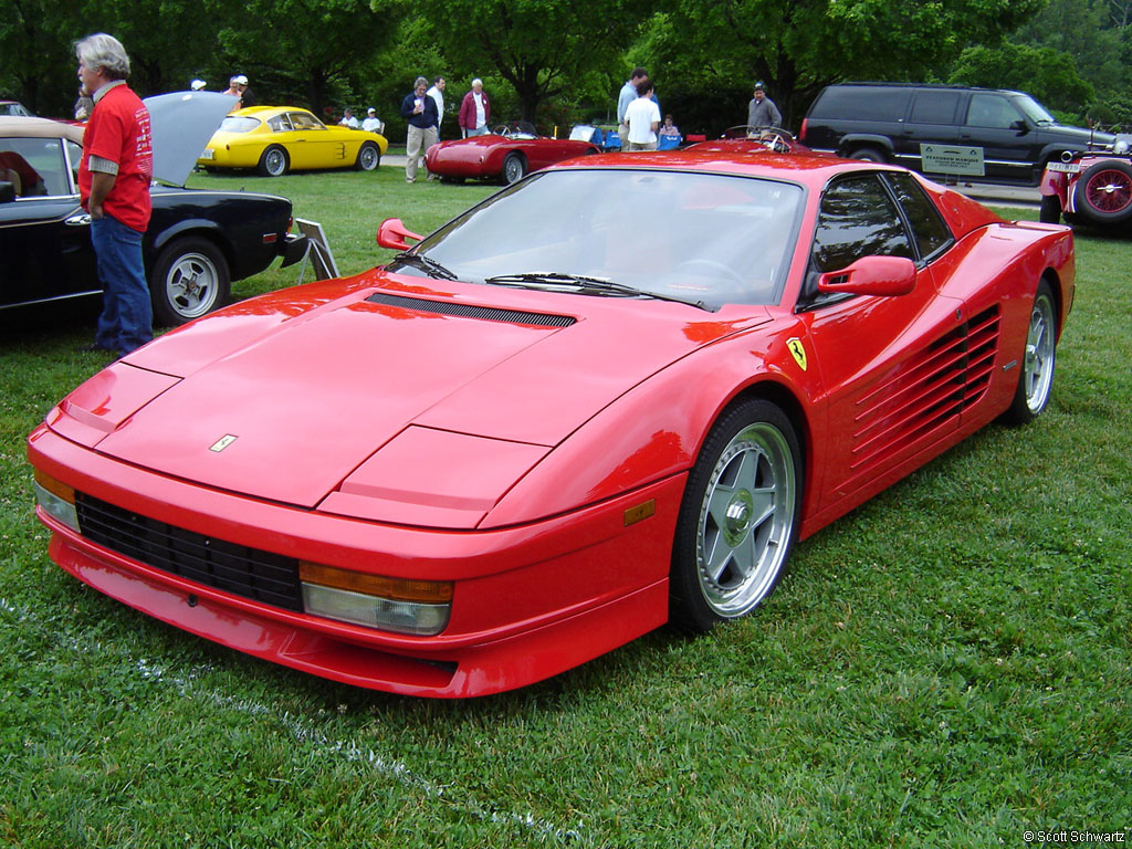 Ferrari Testarossa 1996 photo - 2