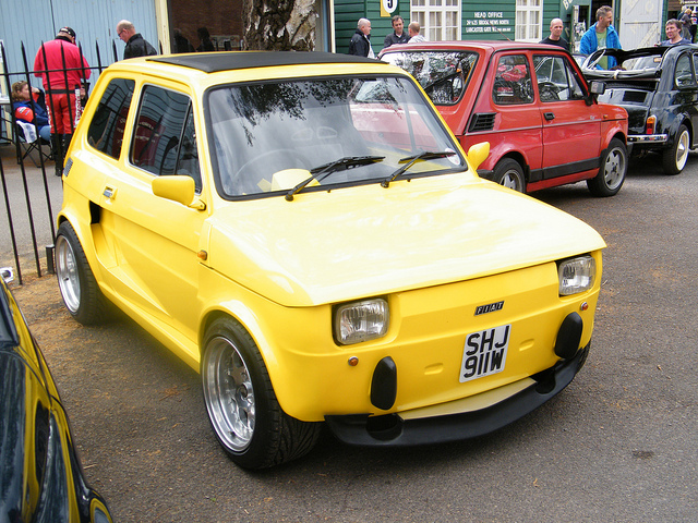 Fiat 500 1980: Review, Amazing Pictures and Images – Look at the