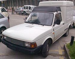 Fiat Fiorino 1985 photo - 1