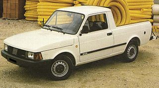 Fiat Fiorino 1985 photo - 2